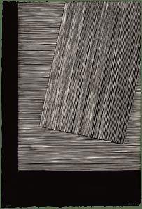 Holzschnitt Nunzio - Senza