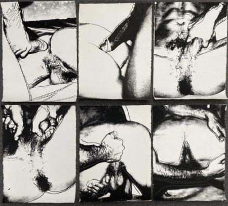 Multiple Warhol - Sex Parts