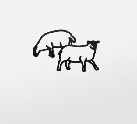 Keine Technische Opie - Sheep 2, from Nature 1 Series