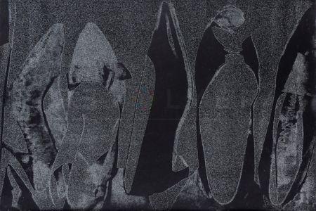 Siebdruck Warhol - Shoes (FS II.256)