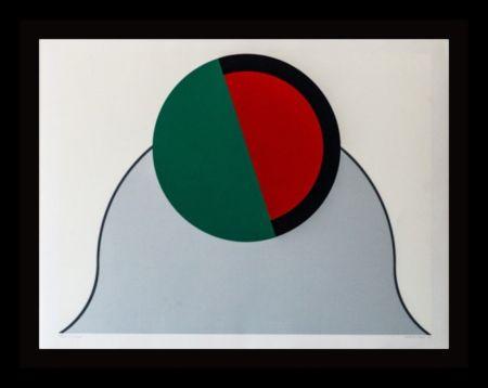 Siebdruck Matsutani - Signal