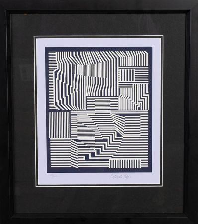 Siebdruck Vasarely - Sin titulo I