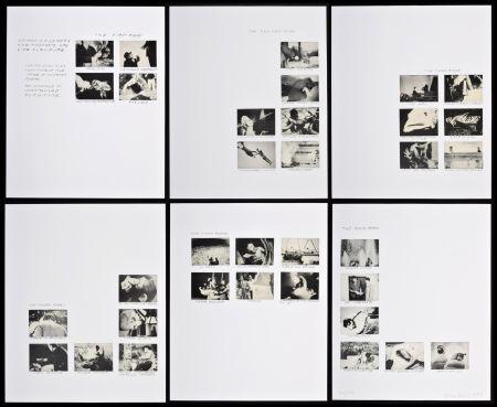 Lithographie Baldessari - Six Rooms