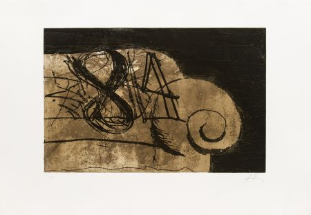 Stich Tàpies - Sofa