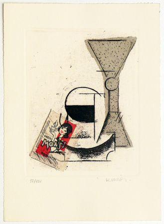 Stich Valdés - Still Life II