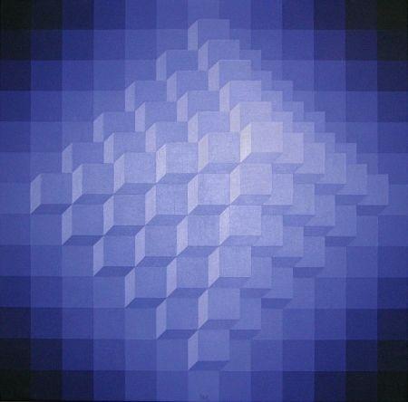 Keine Technische Yvaral - Structure Cubique B