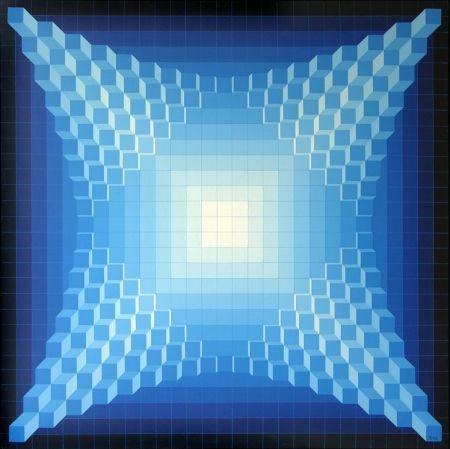Keine Technische Yvaral - Structure Cubique Quadri B