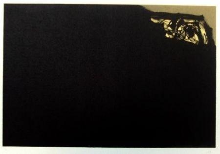 Lithographie Saura - Suite Kafka