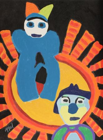 Stich Appel - Sun of the incas