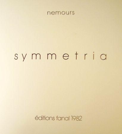 Illustriertes Buch Nemours - Symmetria
