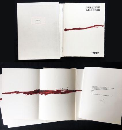 Illustriertes Buch Tàpies - TÀPIES & Joan BROSSA :