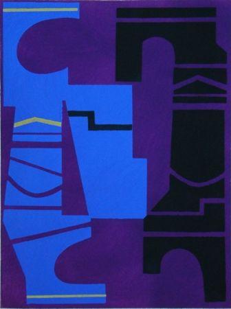 Pochoir Pillet - Témoignages pour l'art abstrait