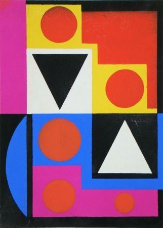 Pochoir Herbin - Témoignages pour l'art abstrait