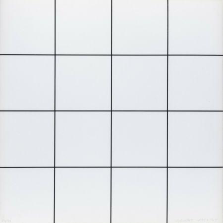 Siebdruck Morellet - Tavola 2