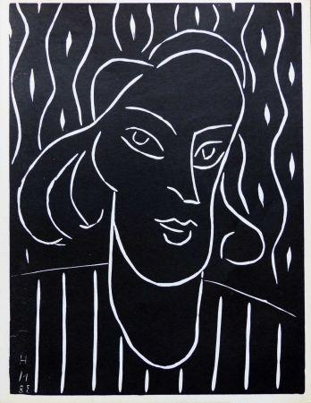 Linolschnitt Matisse - TEENY