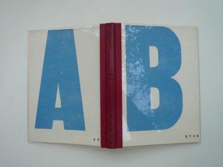 Illustriertes Buch Arp - Temps troué