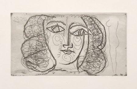 Keine Technische Picasso -  Tete de femme de face (Small))