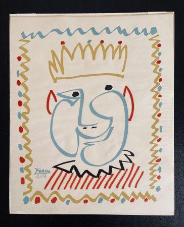 Keine Technische Picasso - Tete de Roi (Le Carnaval de Nice)