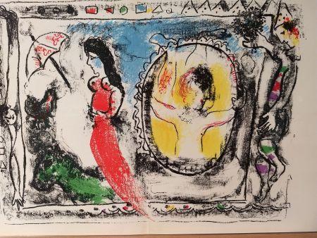 Illustriertes Buch Chagall - Tete DLM 147