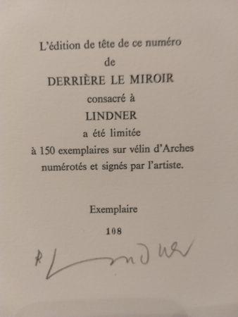 Illustriertes Buch Lindner - Tete DLM 226