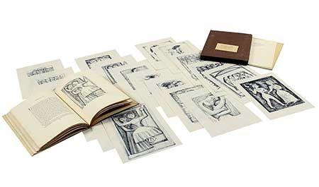 Illustriertes Buch Campigli - Thésée
