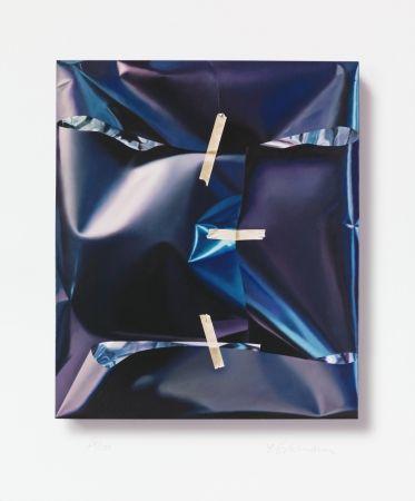 Digitale Druckgrafik Edelmann - The black Evidence