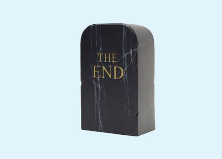 Keine Technische Cattelan - The End (black)
