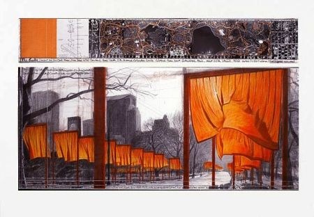 Offset Christo - The Gates (b)