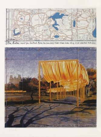 Offset Christo - The Gates I I I