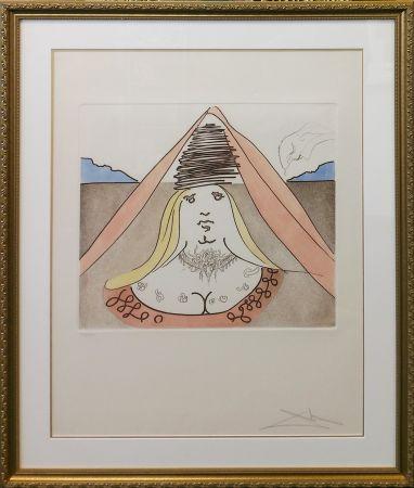 Stich Dali - The Lady Dulcinea