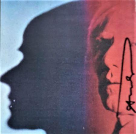 Siebdruck Warhol - The Shadow