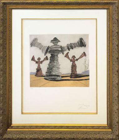 Stich Dali - The Spinning Man