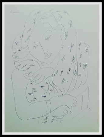 Lithographie Matisse - THEMES & VARIATIONS V