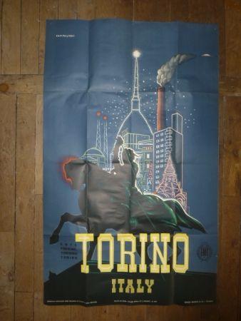 Plakat Campagnoli - Torino