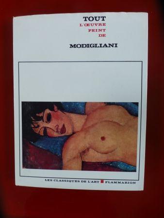 Keine Technische Modigliani - Tout l'oeuvre peint de Modigliani