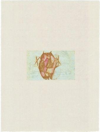 Stich Beuys - Tränen: Schamanentrommel (grün)