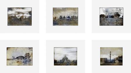 Digitale Druckgrafik Ruff - Tripe (Set of six)