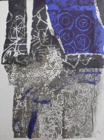 Lithographie Clavé - Trobador 2