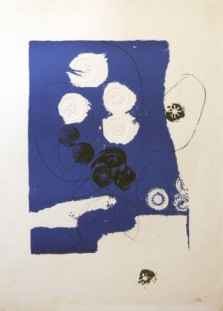Lithographie Clavé - Trobador Ref. 3