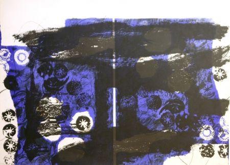 Lithographie Clavé - Trobador Ref. 4