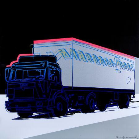 Siebdruck Warhol - Truck (FS II.370)