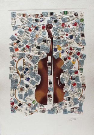 Stich Arman - Tubes et violin