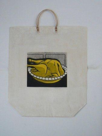Siebdruck Lichtenstein - Turkey Shopping Bag