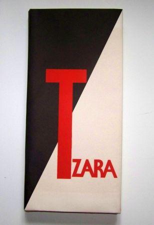 Illustriertes Buch Delaunay - Tzara
