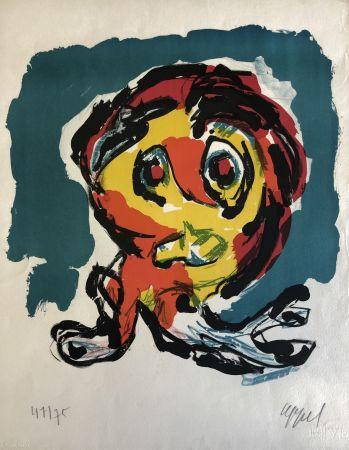 Lithographie Appel - Ubu-Junior