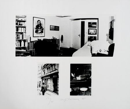 Fotografie Lüthi - UN' ISOLA NELL' ARIA Volume IV