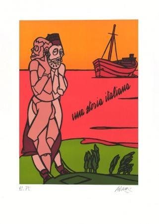 Lithographie Adami - Una storia italiana