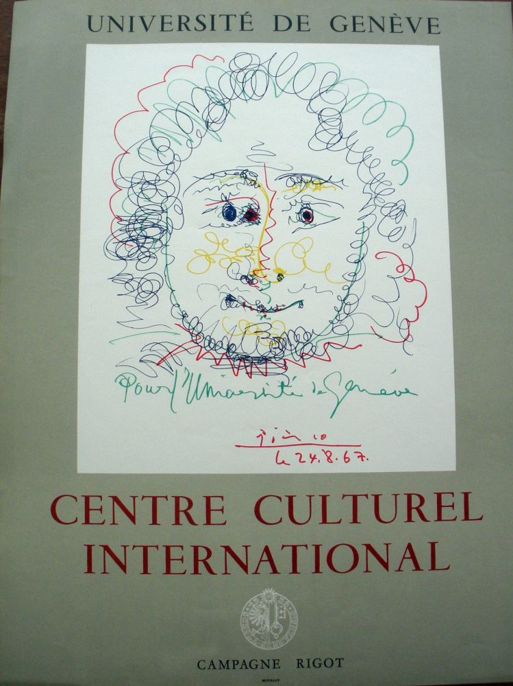 Multiple Picasso - Université de Genève