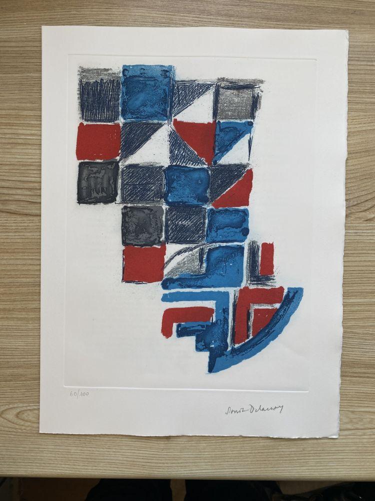 Stich Delaunay - Untitled