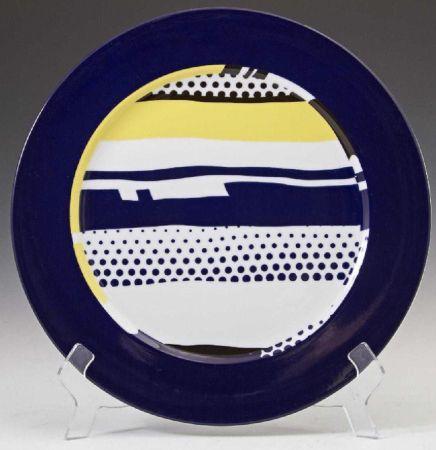 Keramik Lichtenstein - Untitled